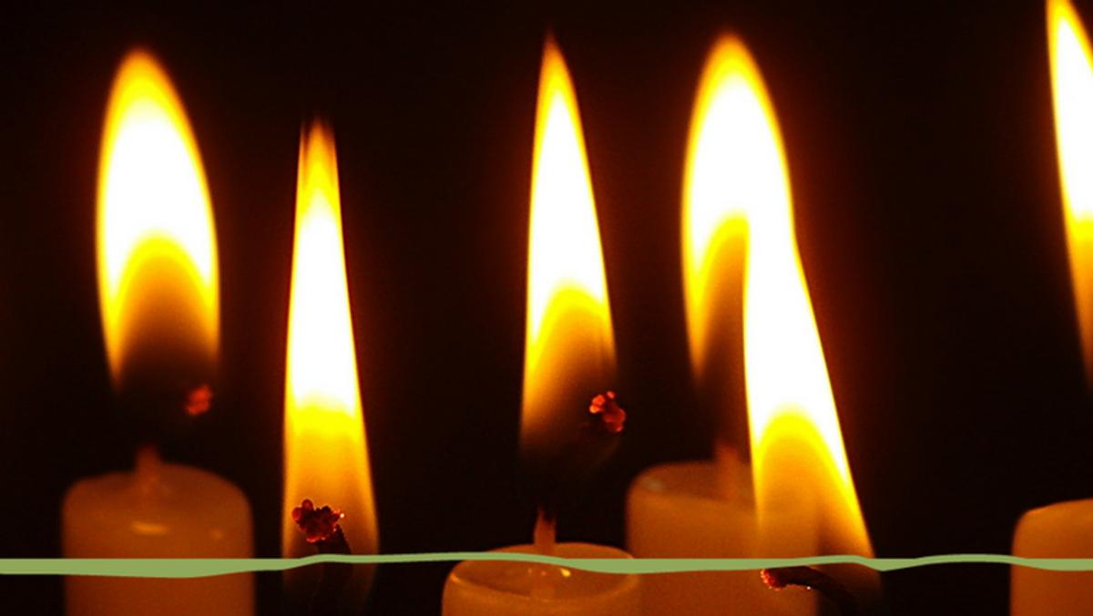 Mørkning - kort meditativ gudstjeneste
