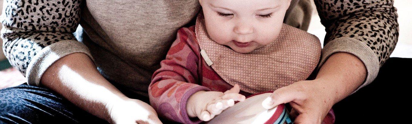 Babysalmesang 6-12 måneder
