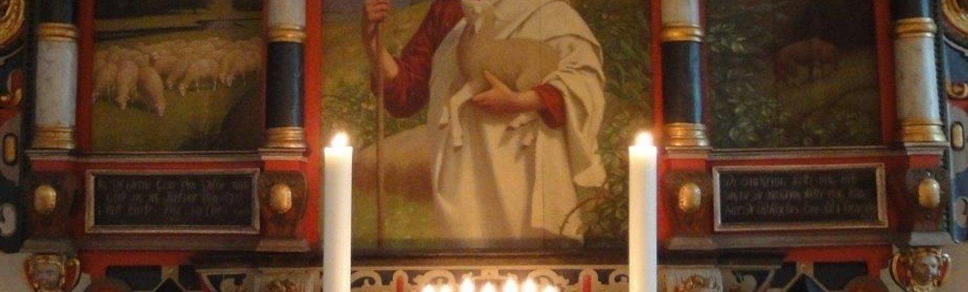 Gudstjeneste Billum