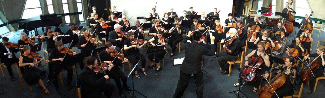Orchesterkonzert mit Musik von Mendelssohn, Schumann und Haydn