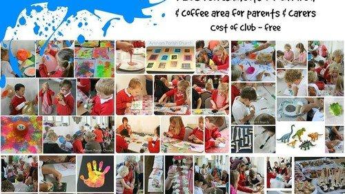 Make & Take After School Club