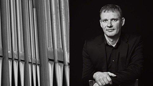Orgelmesterkoncert - Søren Christian Vestergaard