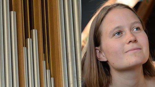 Orgelmesterkoncert med Amalie Kaad