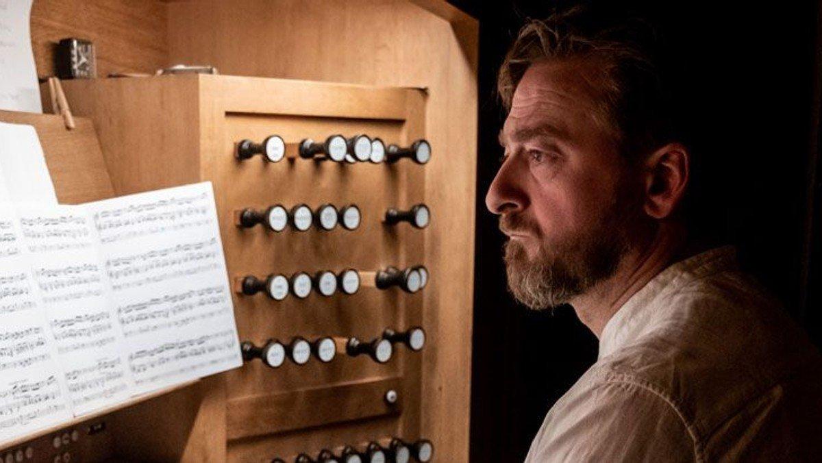 Orgelmesterkoncert med Mads Høck