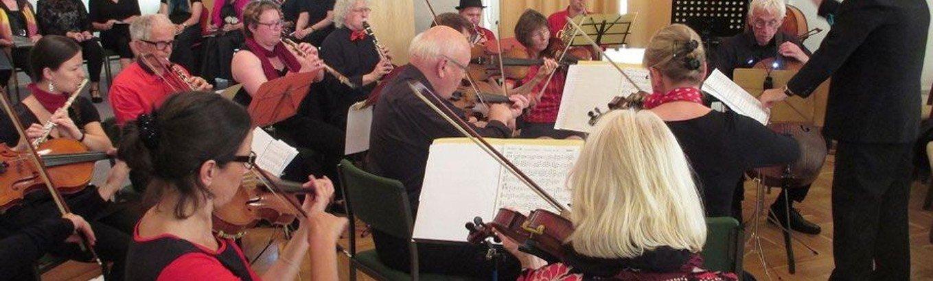 Besinnliches Sinfoniekonzert zum Ewigkeitssonntag