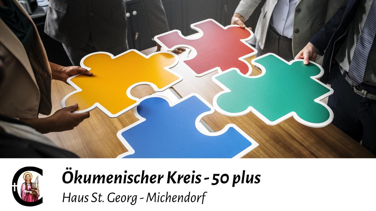 ENTFÄLLT - Ökumenischer Kreis - 50 plus