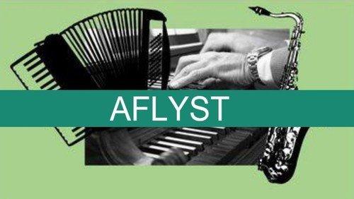 Aflyst pga. sygdom. Koncert med saxofon, accordeon og orgel