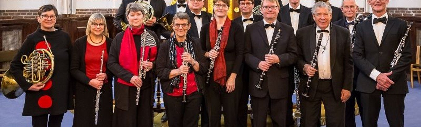 Koncert med AmadeusEnsemblet i Himmelev Sognegård