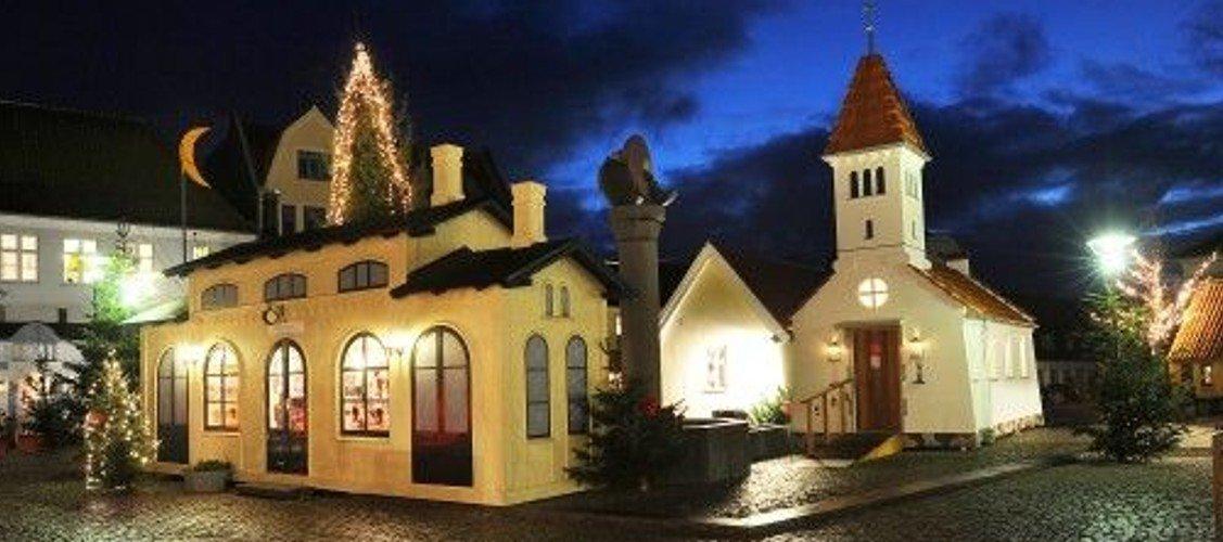 JuleGudstjeneste i Julehjertebyen