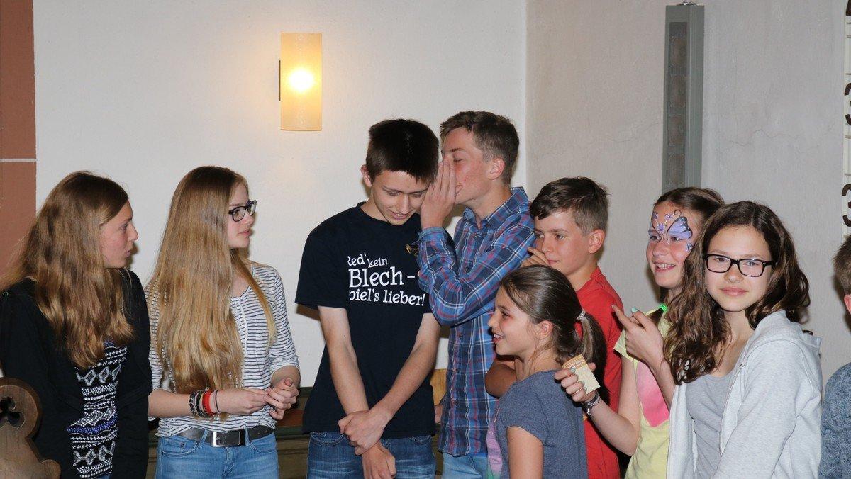 "Jugendkreis - findet ""digital"" statt"