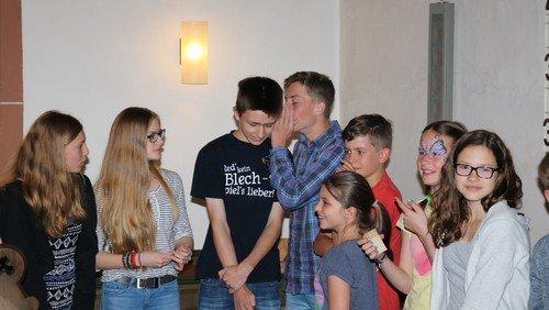 Jugendkreis - findet