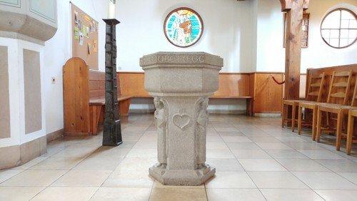 Taufgottesdienst in Sankt Martin - entfällt