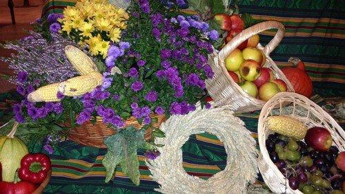 Gottesdienst mit Erntedankfeier