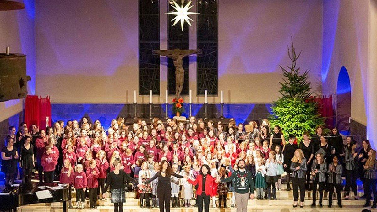 Familien-Weihnachtskonzert des Berliner Mädchenchores