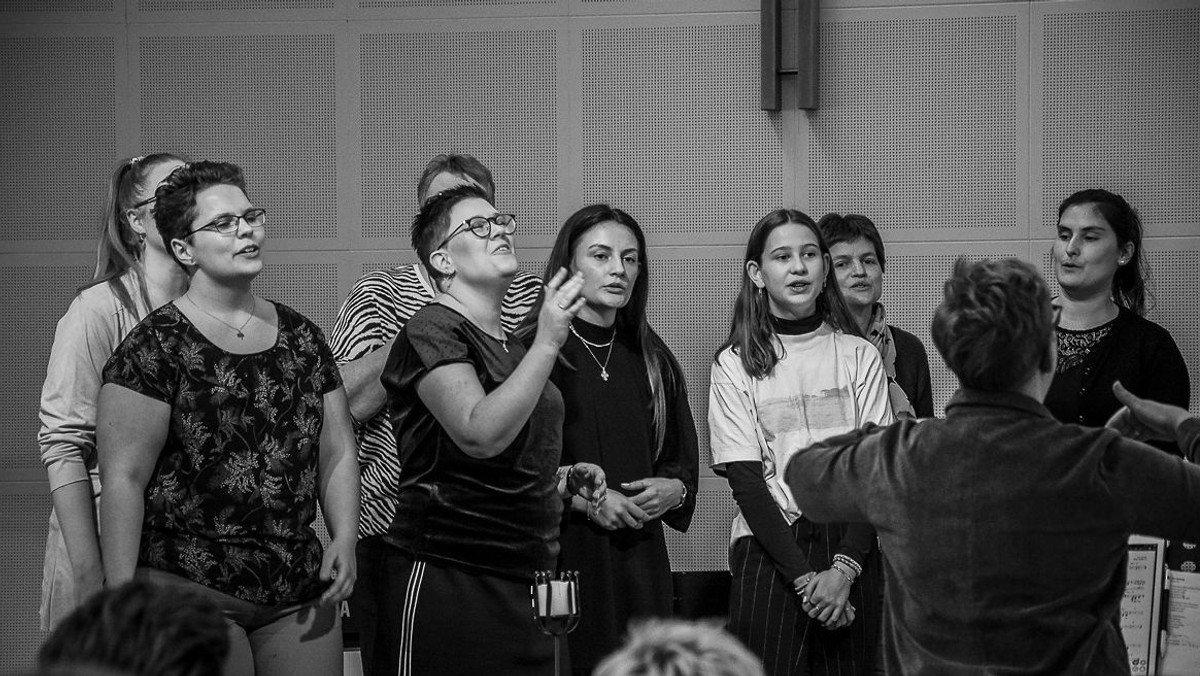 New Hope Gospel Choir - GENERALPRØVE i Mariekirken