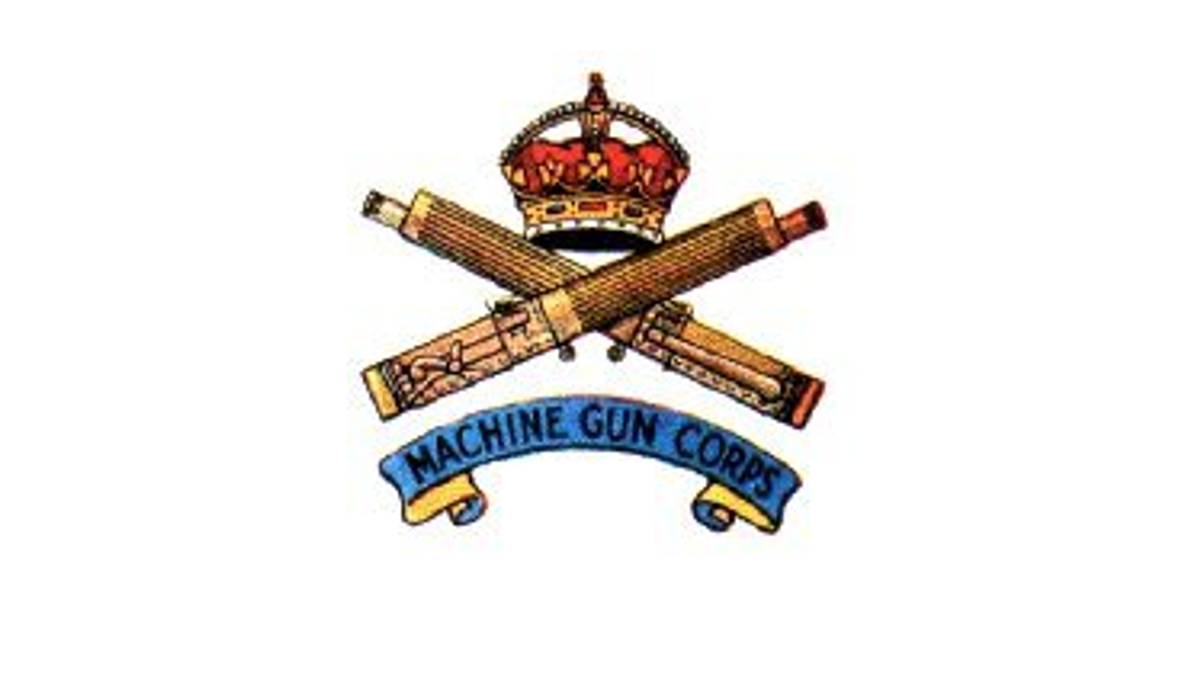Service for the Machine Gun Corps Old Comrades Association