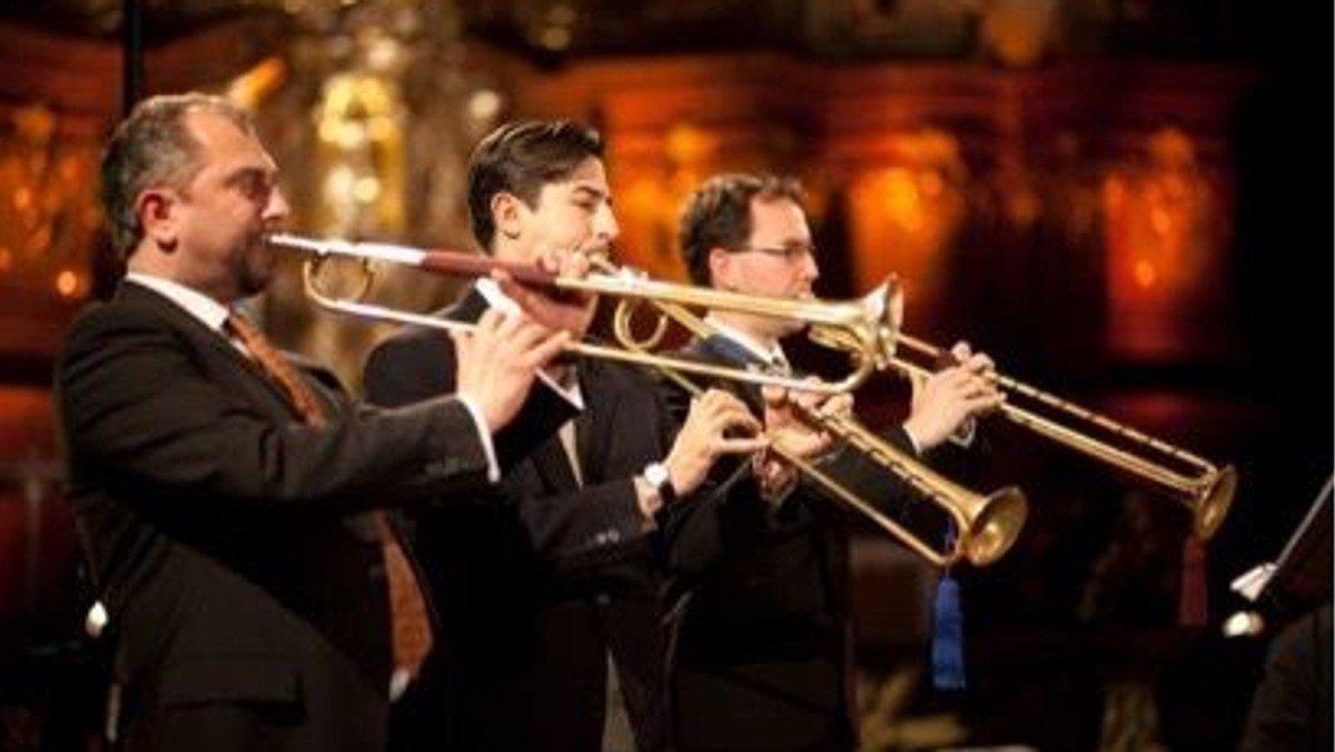 Sonntagskonzert - Mr. Handel's Trumpeters