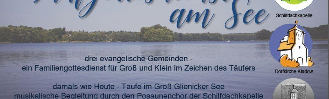 Gottesdienst TFamilien-GoDi  - regional