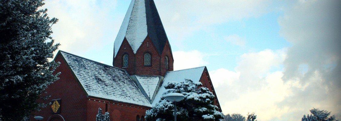 Juledag - Gudstjeneste i Hadsund kirke