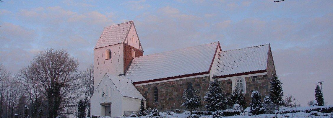 Juledag - Gudstjeneste i Vive kirke