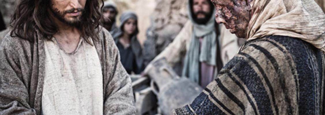 Gudstjeneste,  14. s. e. trin., Luk. 17,11-19