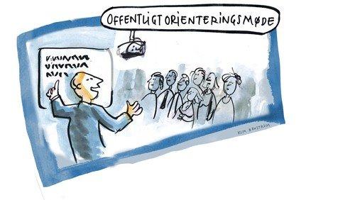 Orienteringsmøde om menighedsrådsvalg