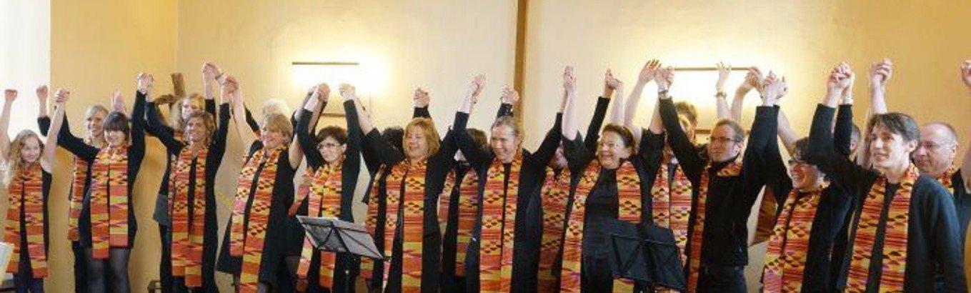 Benefiz-Gospelkonzert