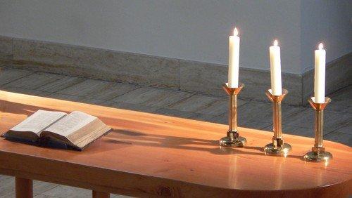 19. Sonntag nach Trinitatis, Gottesdienst, Vorstellung der Kandidaten und Kandidatinnen zur GKR-Wahl, Kirchencafé