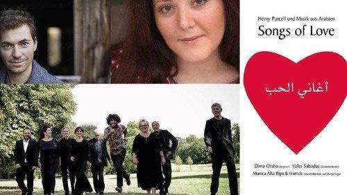 Songs of Love - Henry Purcell und Musik aus Arabien
