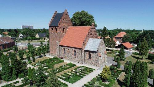 Åben Kirke BK 15-17 m. orgelspil
