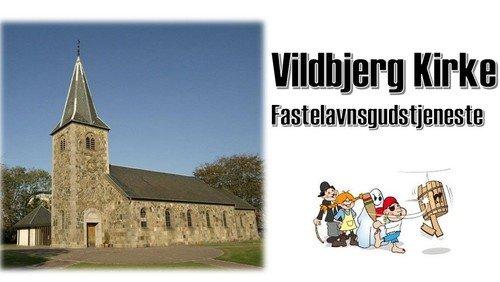 Vildbjerg kirke - Fastelavnsgudstjeneste