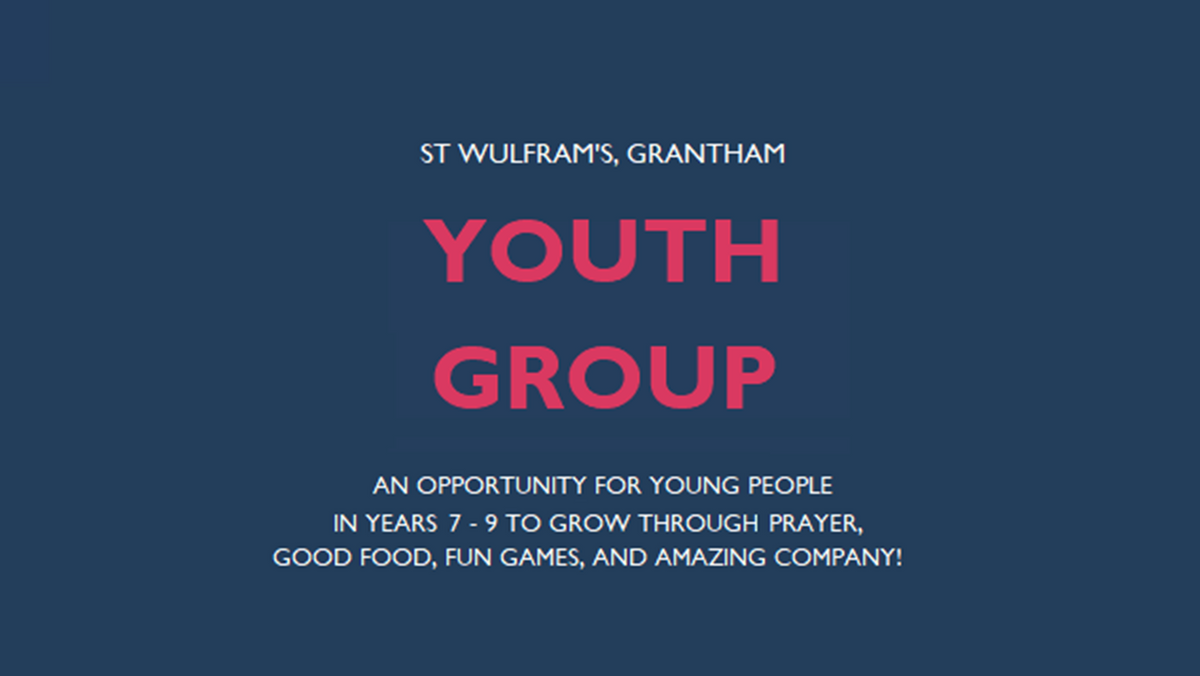 Youth Group  7-9 - SUSPENDED until further notice - COVID 19