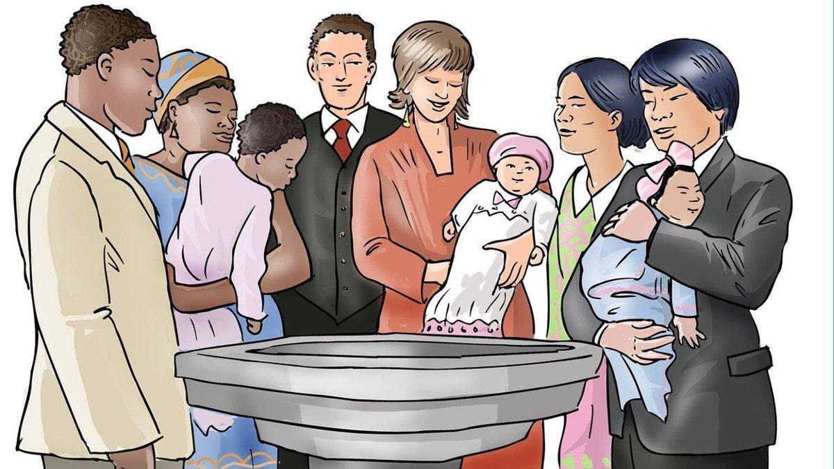 ABGESAGT - Tauf-Gottesdienst