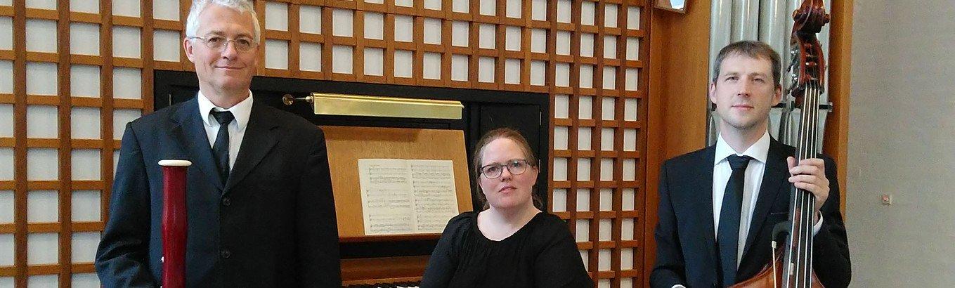 Koncert med Houlkær Kirkes musikere