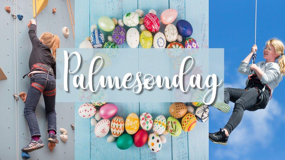 Palmesøndag med familievenlig højmesse v/ Helene Ferslev, Sydhavns kantori og klatring af påskefortællingen (AFLYST)