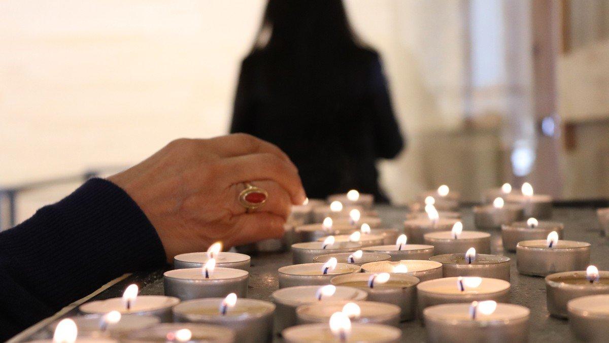 Gottesdienst am Ewigkeitssonntag in der Braaker Kirche