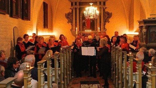 Julekoncert med Tisvildekoret