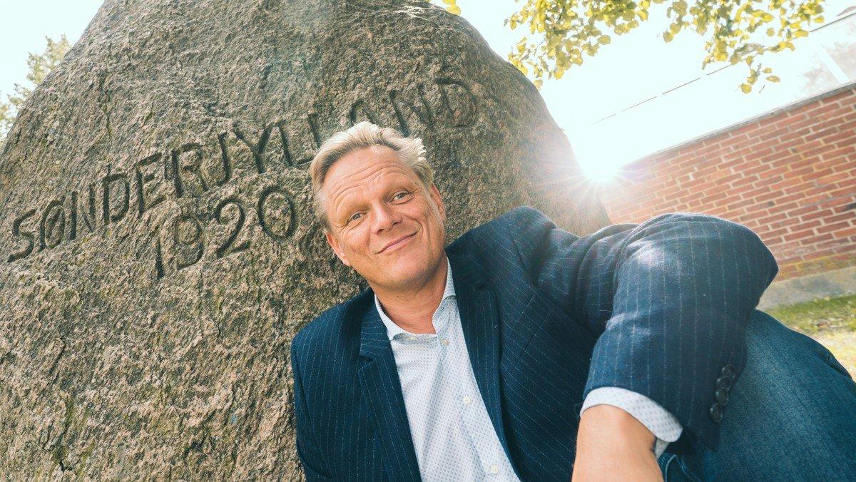 AFLYST - 'Genforeningskoncert' med Sigurd Barrett og Kammerkoret Vox Humana dirigeret af Jakob Høgsbro