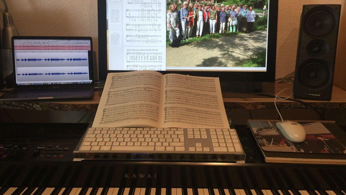 Änderung: Kantoreiprobe Kirche
