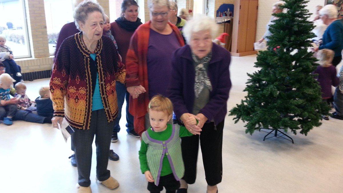 Julegudstjeneste på Kornumgård