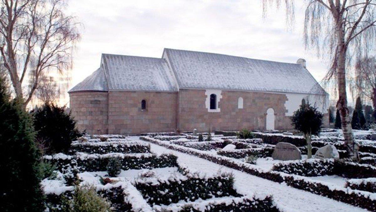 Gudstjeneste Gl. Kirke