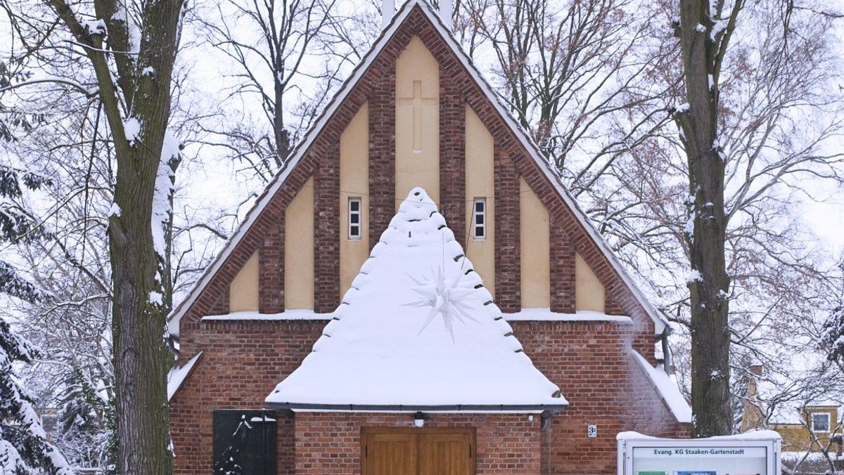 Lebendiger Adventskalender Gartenstadt Staaken