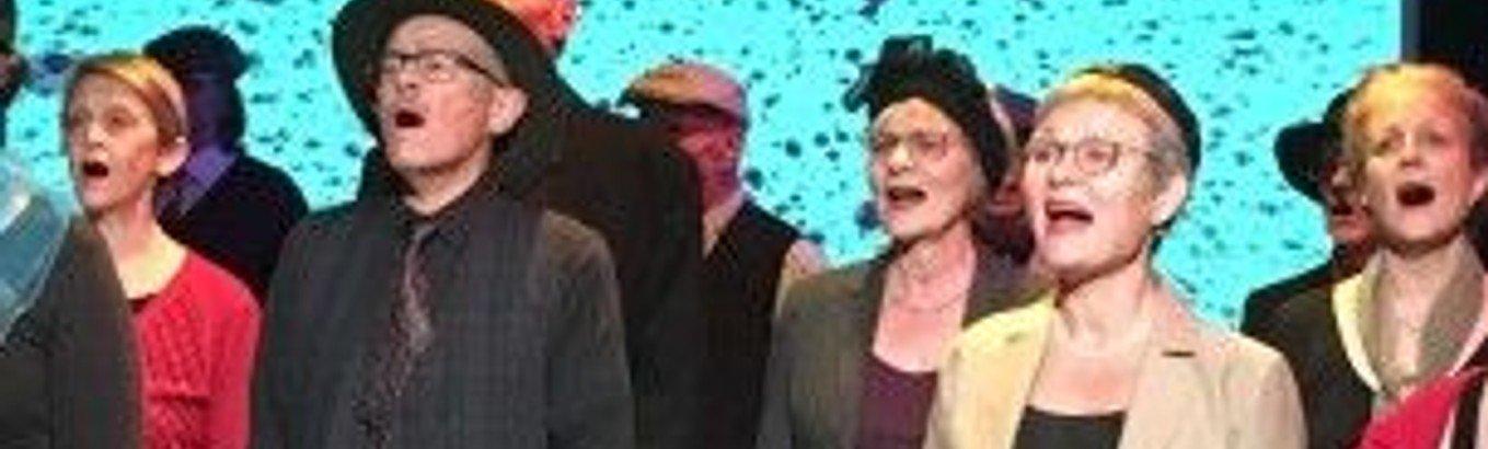Koncert med DiVers i Trekroner Kirke