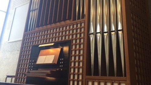 Indvielseskoncert af det nyrenoverede orgel