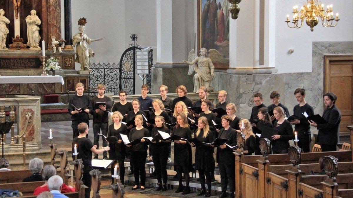Julekoncert med Musikkonservatoriets Fælleskor
