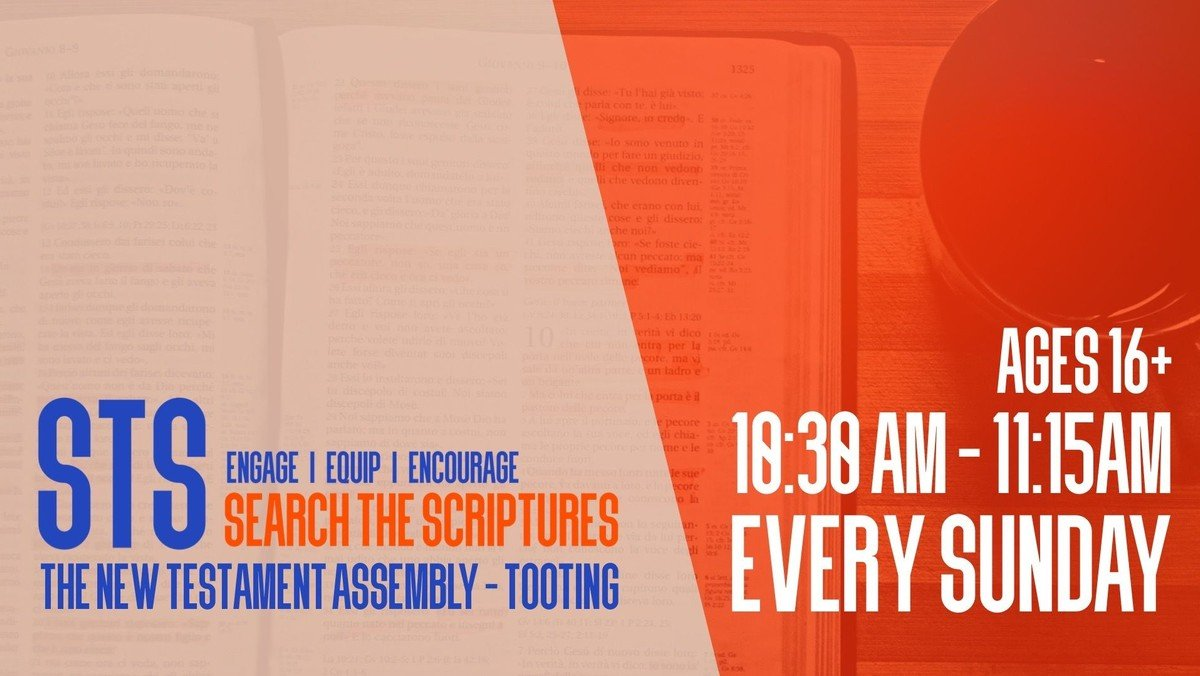 Search The Scriptures (STS)