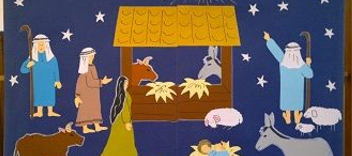 Julegudstjeneste + Lucia - børnehaver