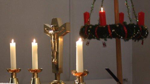 1. Advent Gottesdienst mit festlicher Musik