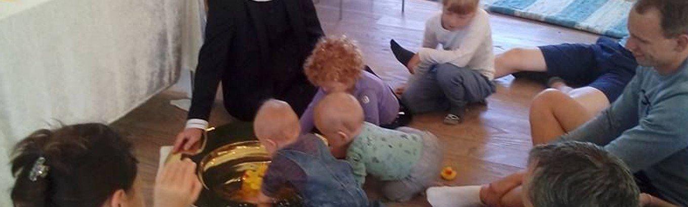 Baby&Brunchgudstjeneste