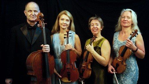 Tilsendt af Mira Kvartetten